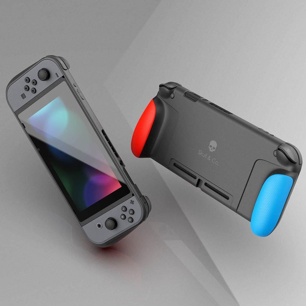 Обзор чехла для Nintendo Switch от Skull & Co 21