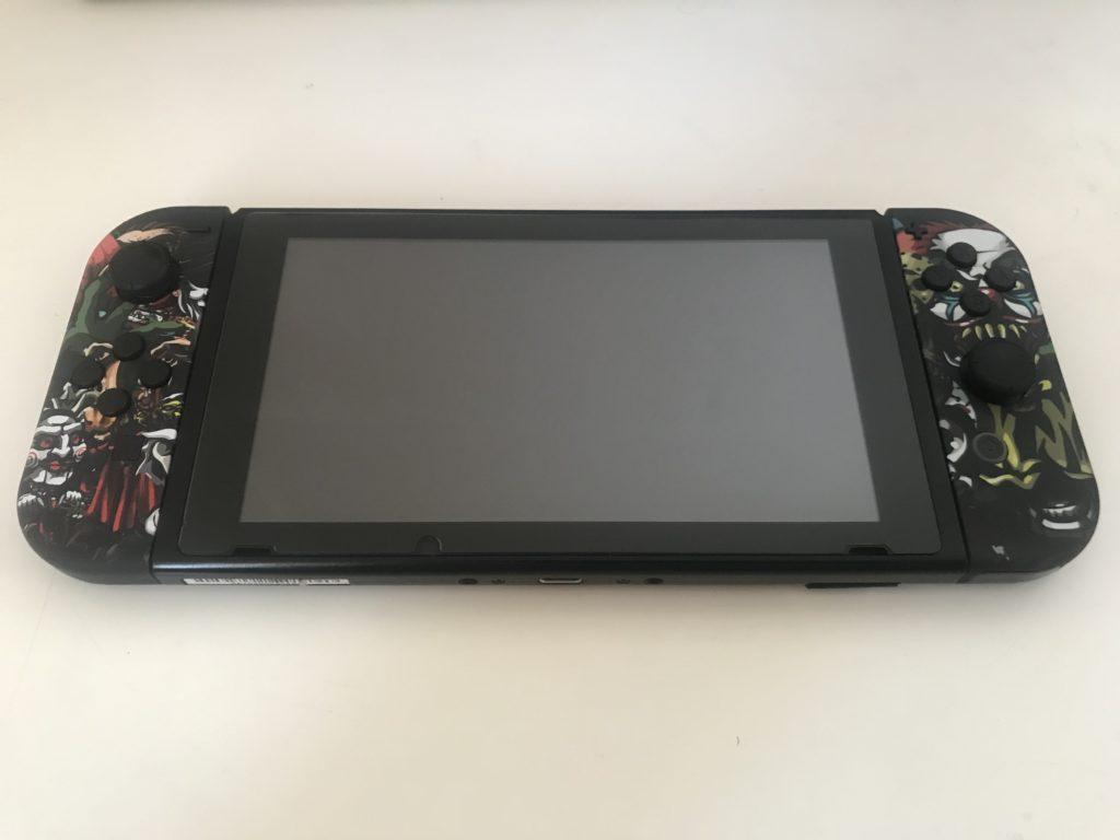 Моддинг Nintendo Switch по версии eXtremeRate - Встречают по одёжке 9