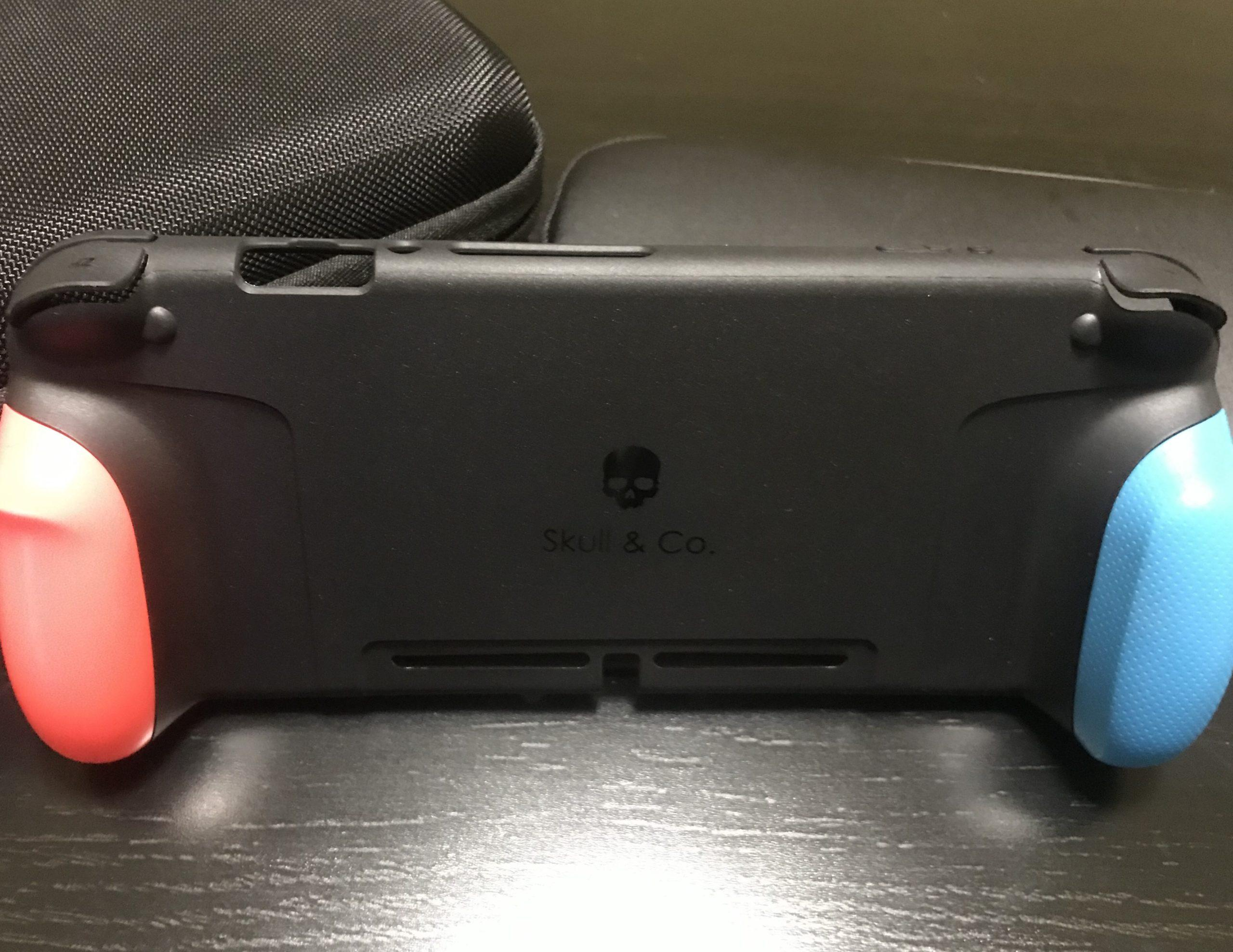 Обзор чехла для Nintendo Switch от Skull & Co 4