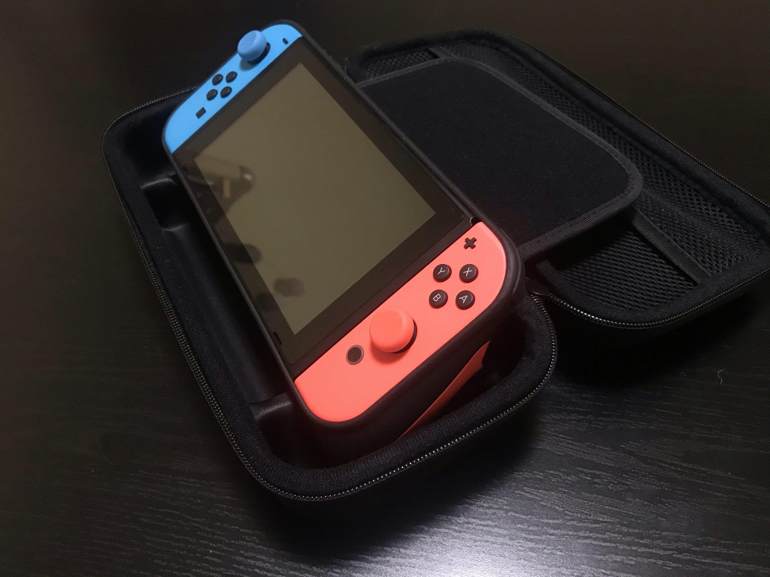 Обзор чехла для Nintendo Switch от Skull & Co 12