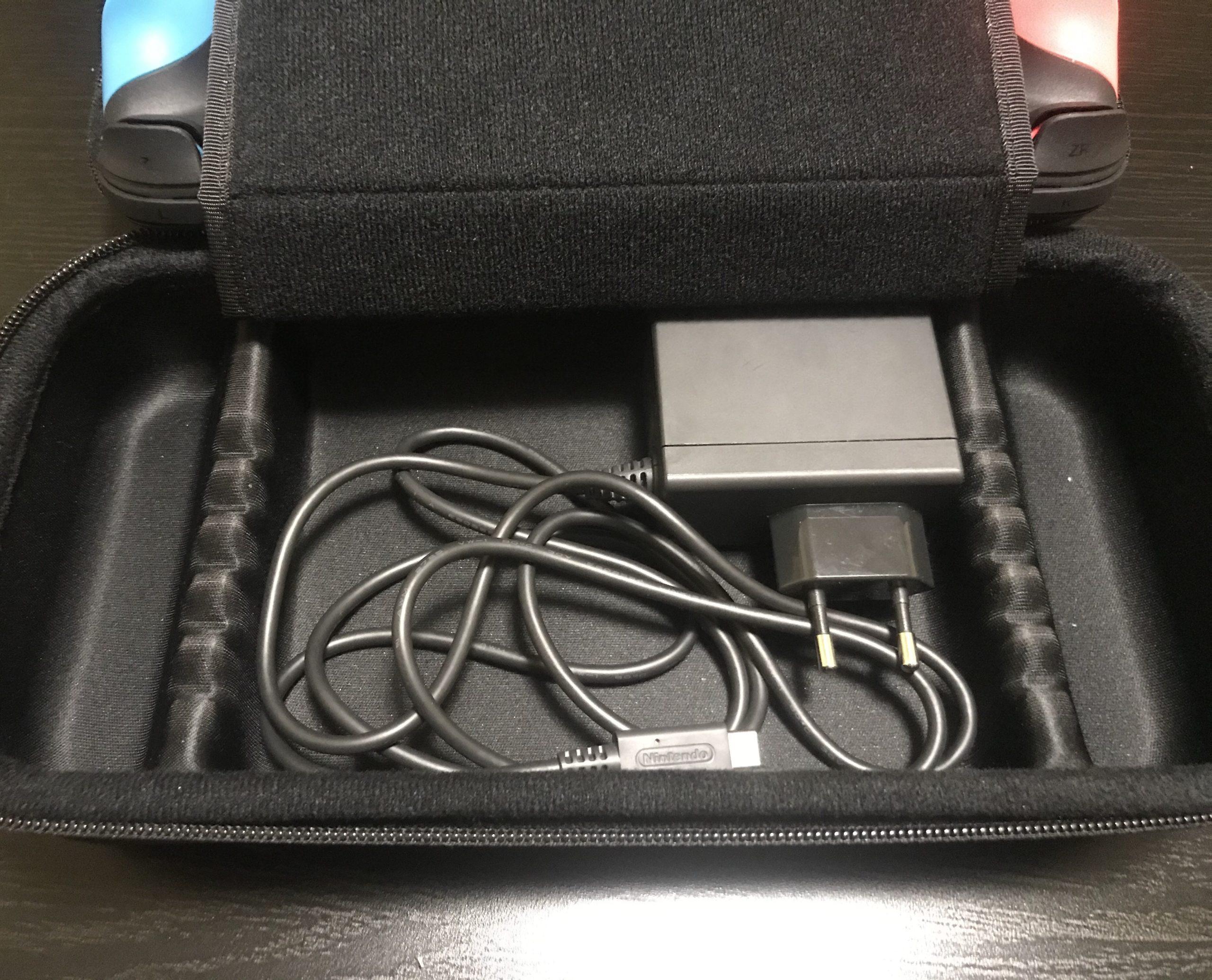 Обзор чехла для Nintendo Switch от Skull & Co 10