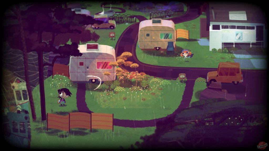 Готовьтесь крутить педали - Double Fine анонсировали Knights and Bikes для Nintendo Switch 1