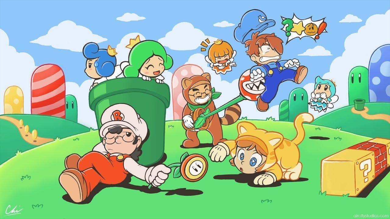 Видео: Digital Foundry - как некоторые игры с Wii U могут выглядеть на Nintendo Switch 98