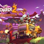 Для Overcooked 2 вышло бесплатное дополнение Spring Festival 97