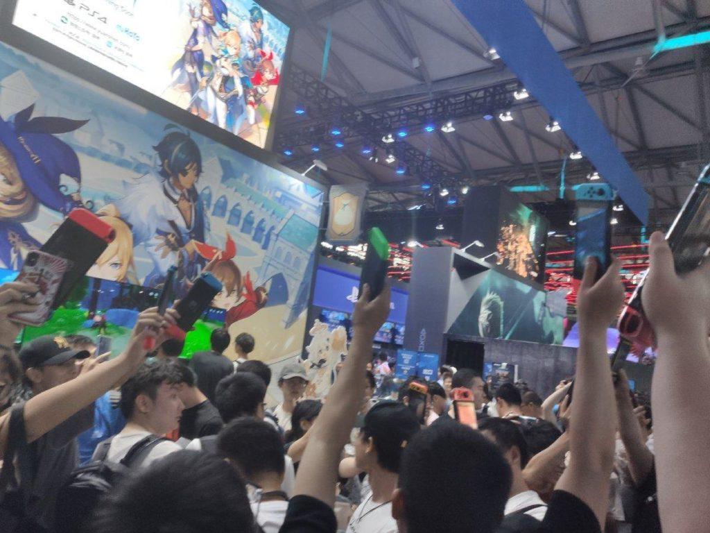 Провальный анонс Genshin Impact для Nintendo Switch в Китае 3