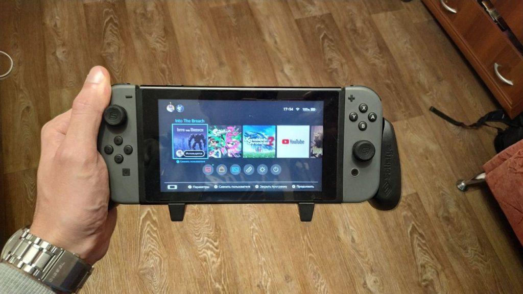 Обзор чехла для Nintendo Switch от Satisfye 8