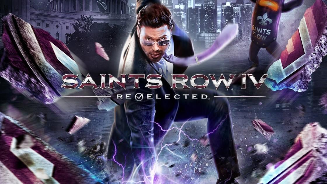 Обзор: Saint's Row 4: Re-elected - Святые на защите человечества 27
