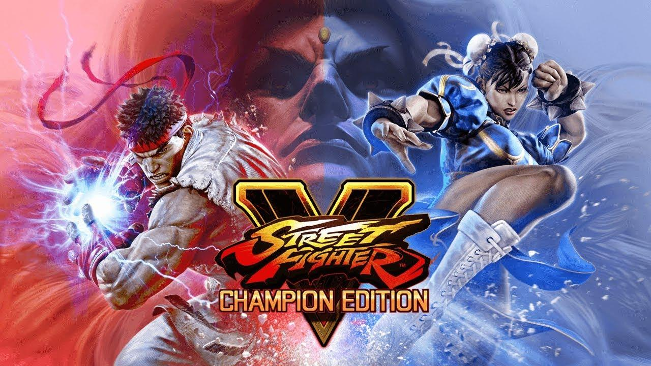 Слух: Ритейлер EB Games Canada заявил, что Street Fighter V Champion Edition выйдет на Nintendo Switch 98
