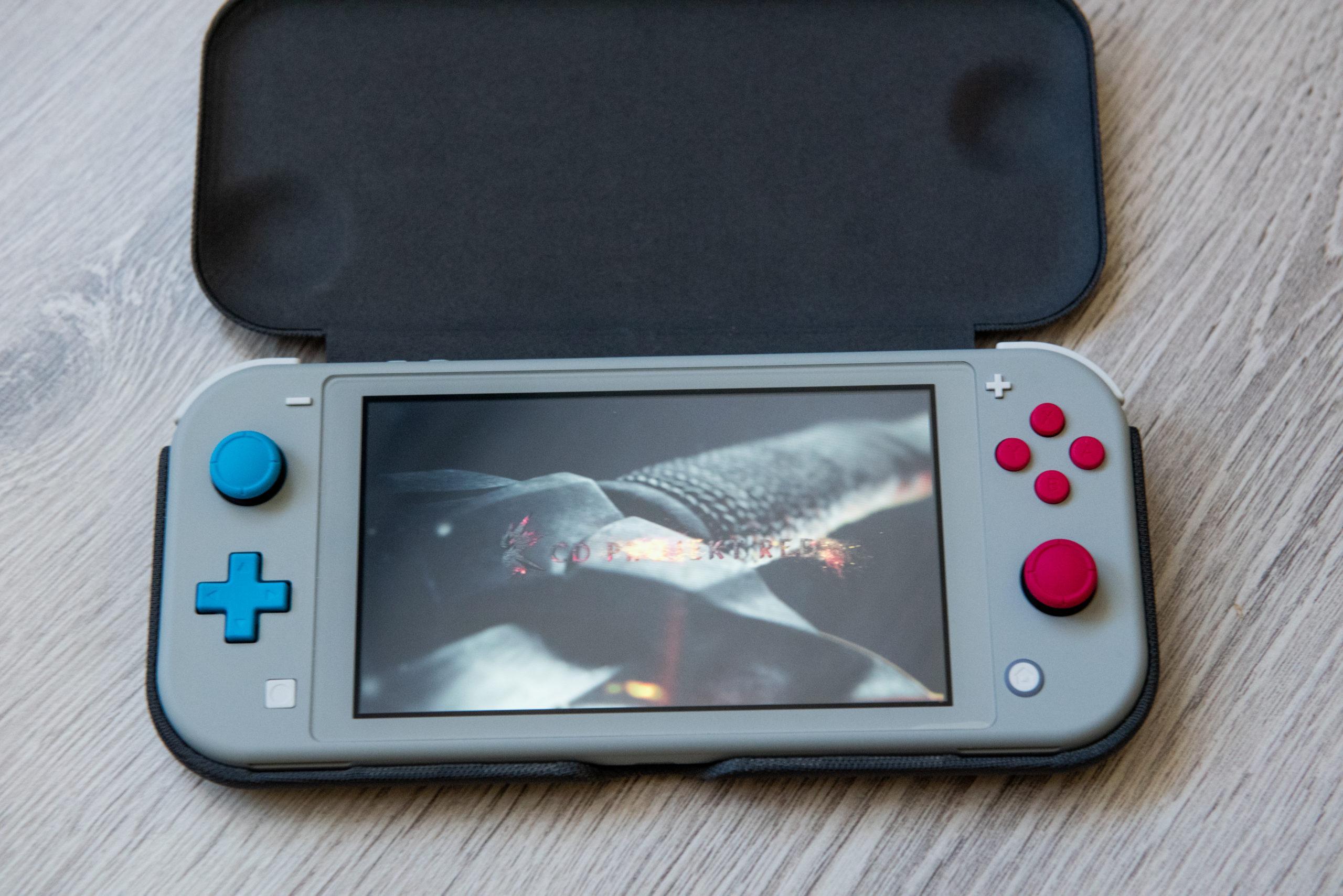 Обзор Nintendo Switch Lite - Жизнь после гибрида 12