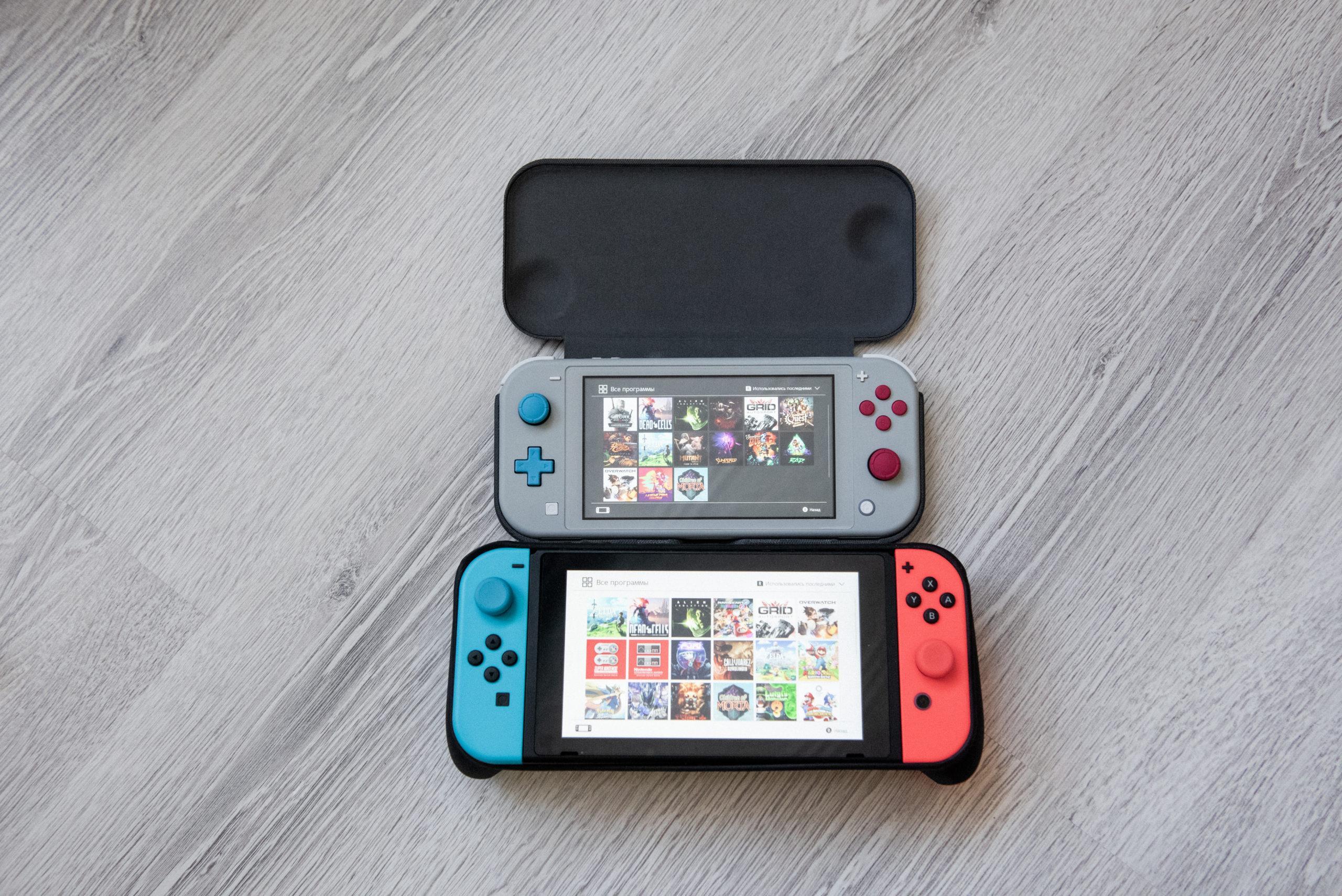 Обзор Nintendo Switch Lite - Жизнь после гибрида 18