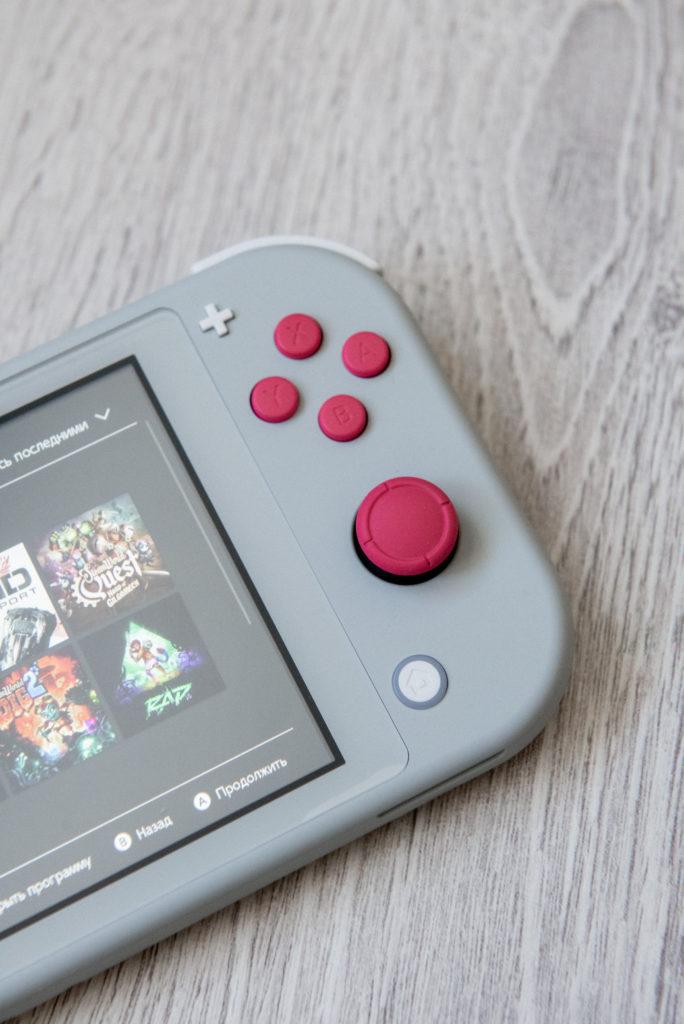 Обзор Nintendo Switch Lite - Жизнь после гибрида 13