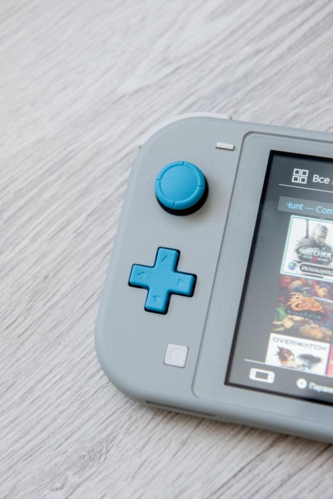 Обзор Nintendo Switch Lite - Жизнь после гибрида 14