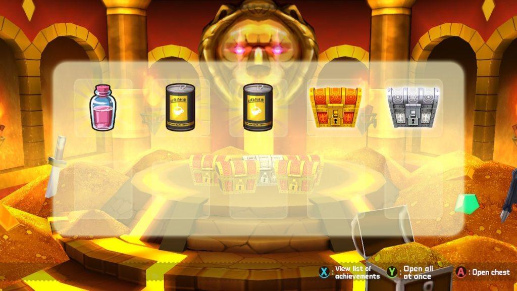 Snack World: The Dungeon Crawl - Gold - Ешь! Руби! Повтори! 13