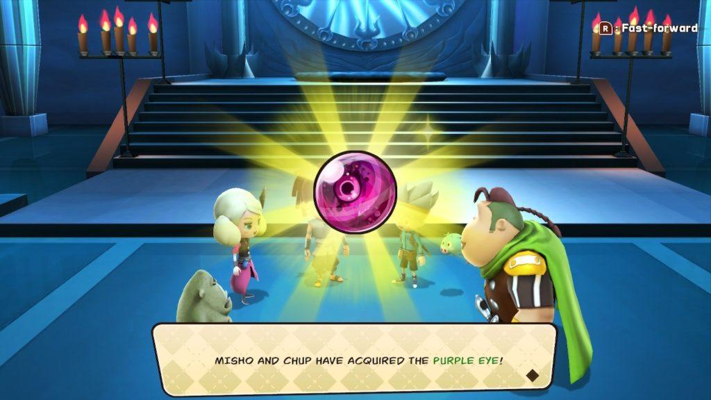 Snack World: The Dungeon Crawl - Gold - Ешь! Руби! Повтори! 16