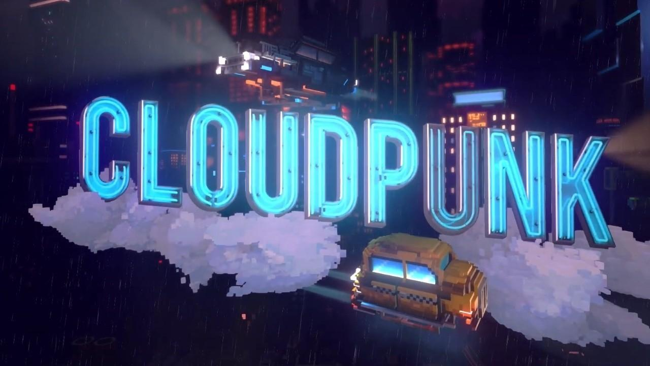 Сюжетная игра с открытым миром Cloudpunk выйдет на Switch 101