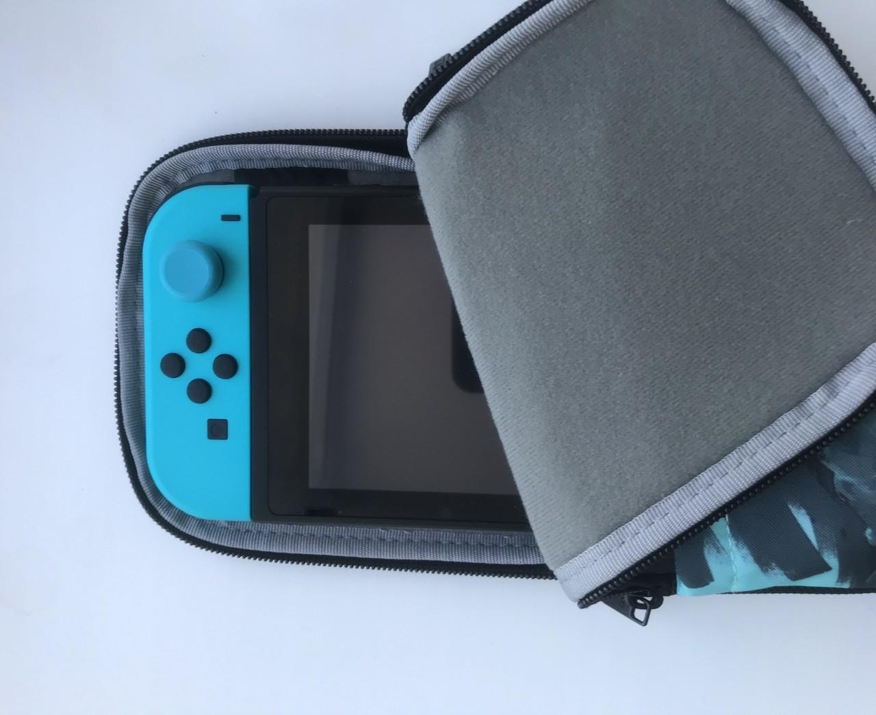 Спецвыпуск #1 - Обзор 5-ти чехлов для Nintendo Switch от HORI + розыгрыш 13