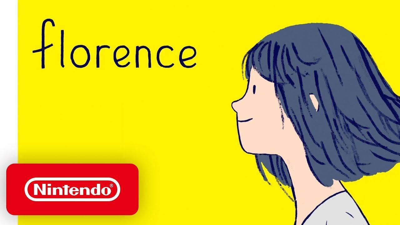 Геймплй Switch-версии Florence 98
