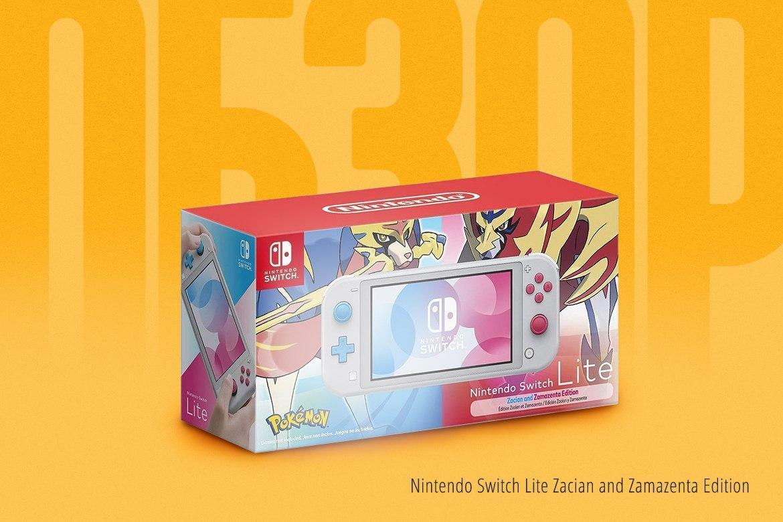 Обзор Nintendo Switch Lite - Жизнь после гибрида 23