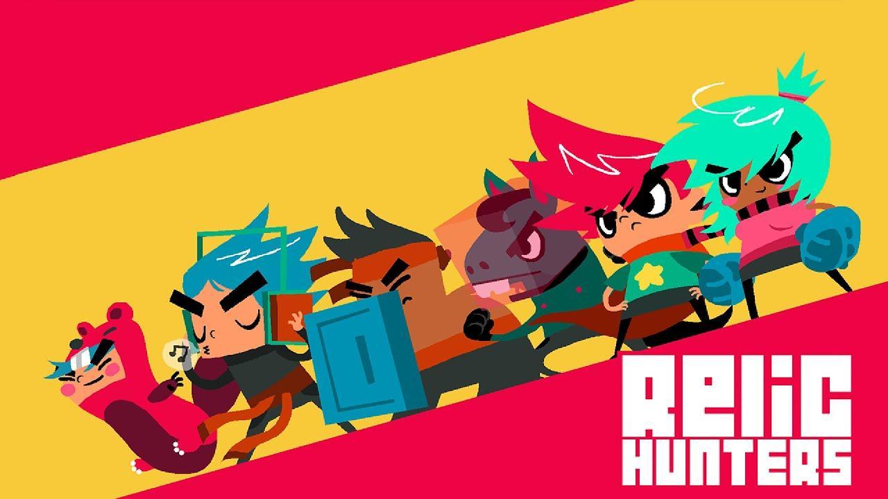 Relic Hunters Zero: Remix выйдет на Switch 98