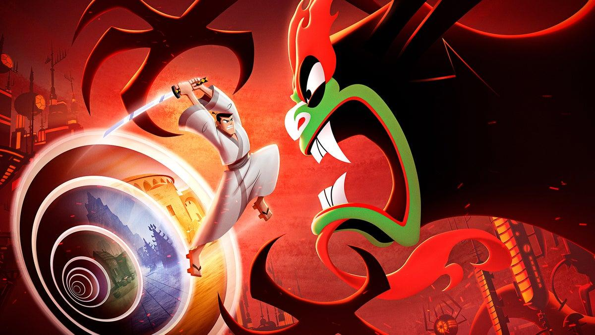 Экшен Samurai Jack: Battle Through Time анонсирован для Nintendo Switch 9