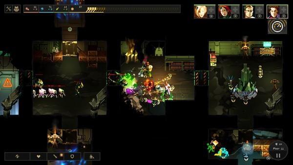 На встречу подземельям - Dungeon of the Endless для Nintendo Switch обзавелась датой релиза 3