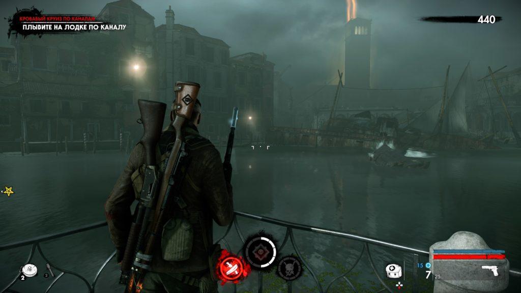 Обзор: Zombie Army 4: Dead War - Дело Блаcковица живет! 1