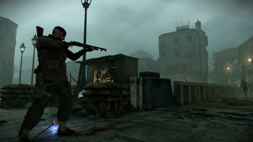 Обзор: Zombie Army 4: Dead War - Дело Блаcковица живет! 4