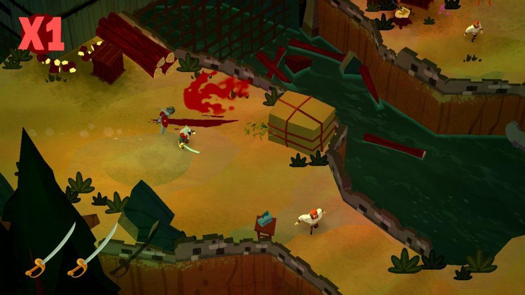 Обзор: Bloodroots - Ультранасилие «Выжившего» 4
