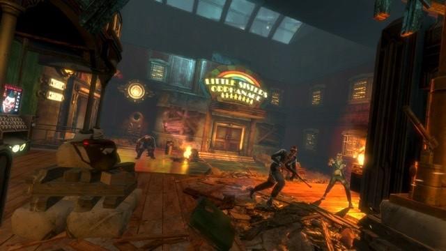 BioShock The Collection, Borderlands Legendary Collection и XCOM 2 Collection  анонсированы для Nintendo Switch 3