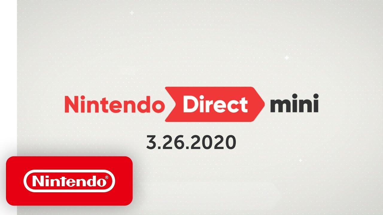 Стрим: Обсуждаем Nintendo Direct Mini и все анонсированные проекты 98