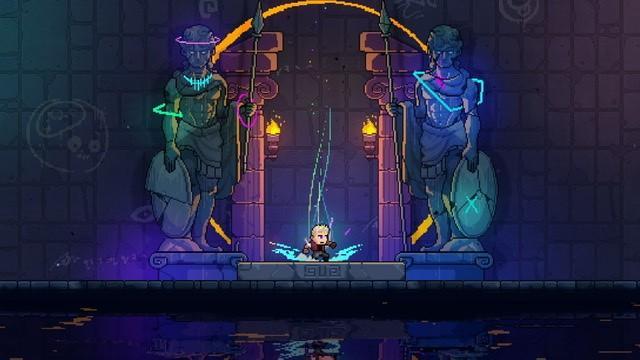 Стильный roguelike платформер Neon Abyss получил дату релиза 2