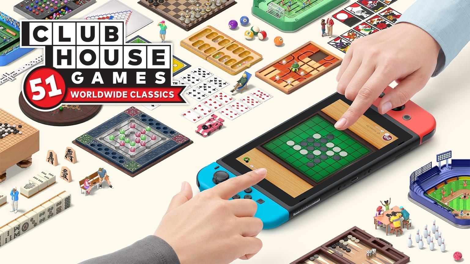 Наслаждайтесь коллекцией из 51 игры со всего света в 51 Worldwide Games на Switch 103