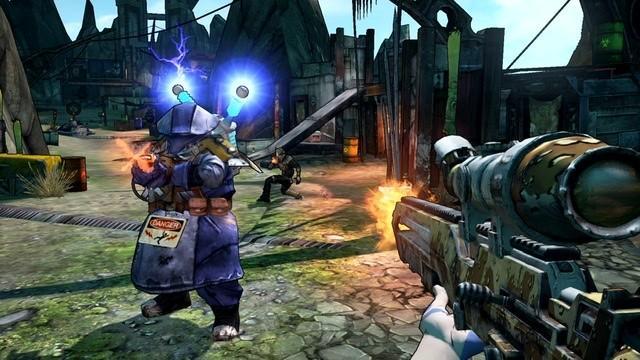BioShock The Collection, Borderlands Legendary Collection и XCOM 2 Collection  анонсированы для Nintendo Switch 11