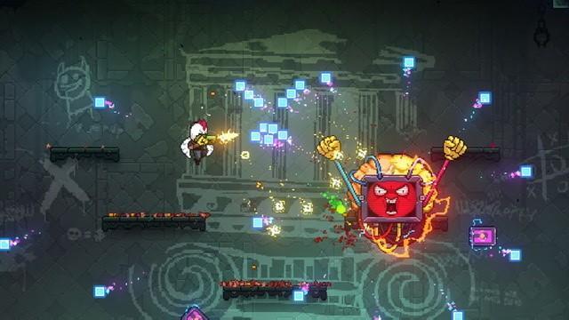 Стильный roguelike платформер Neon Abyss получил дату релиза 3