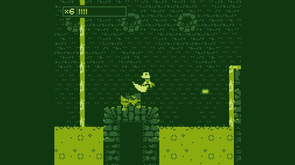 Стилизованный под ретро - платформер Dogurai вышел на Nintendo Switch 4