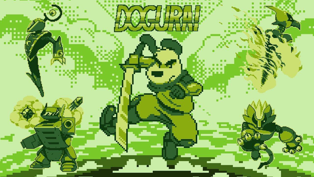 Стилизованный под ретро - платформер Dogurai вышел на Nintendo Switch 102