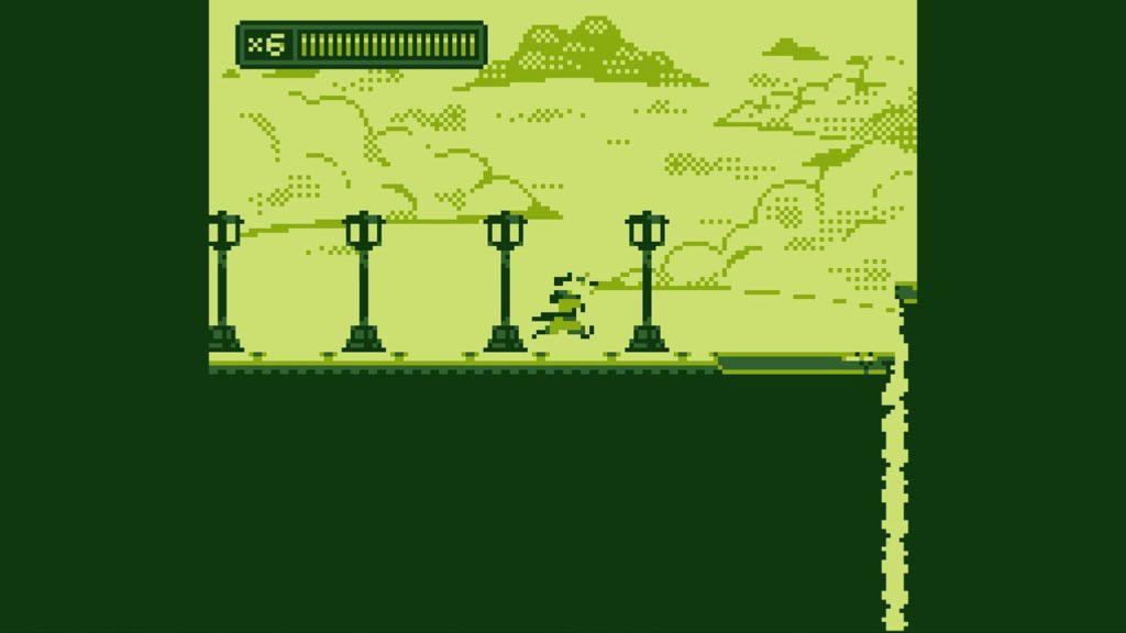 Стилизованный под ретро - платформер Dogurai вышел на Nintendo Switch 2