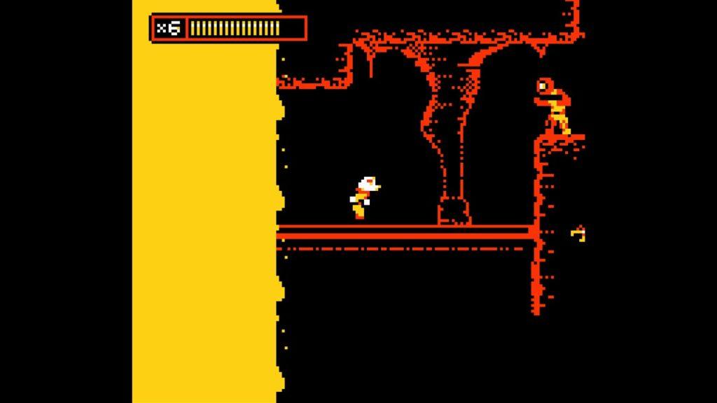 Стилизованный под ретро - платформер Dogurai вышел на Nintendo Switch 1