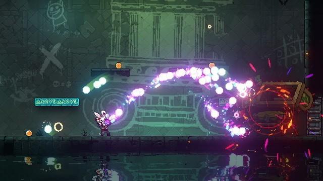 Стильный roguelike платформер Neon Abyss получил дату релиза 1
