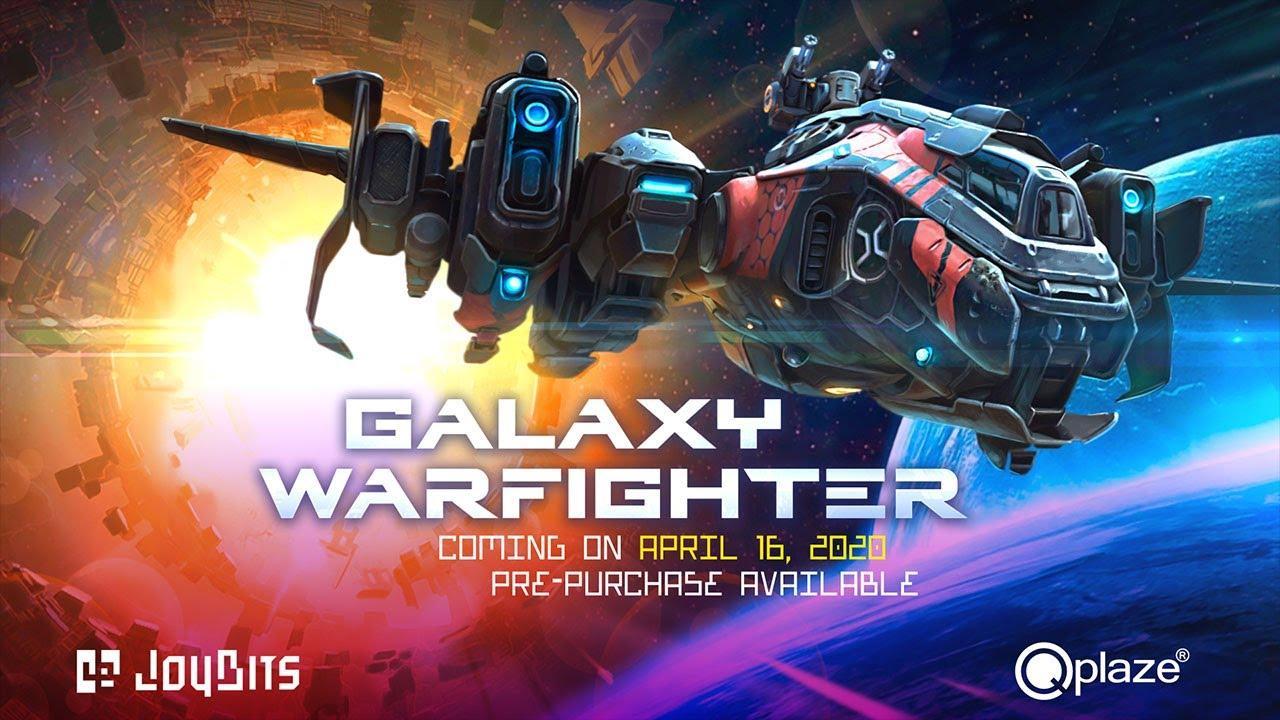 Galaxy Warfighter заглянет на Switch в апреле 101