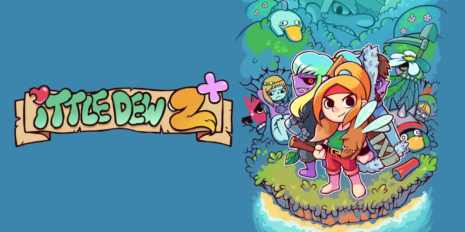 Ittle Dew 2+ возвращается на Switch в eShop 98