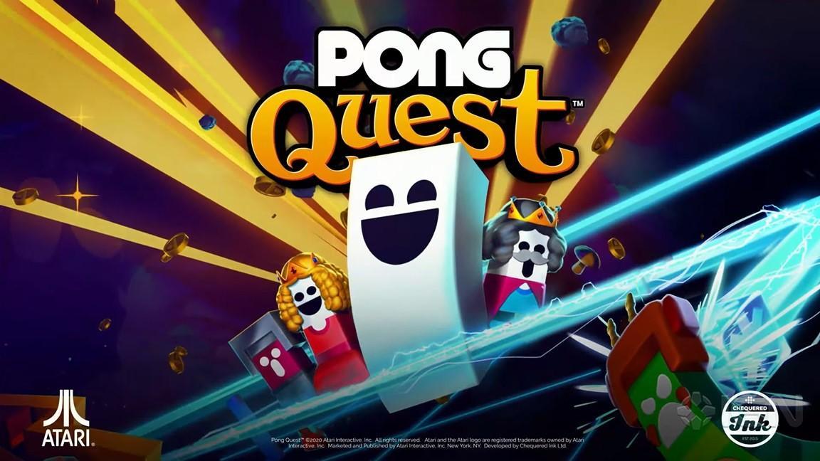 Atari объявила дату релиза приключения Pong Quest 2