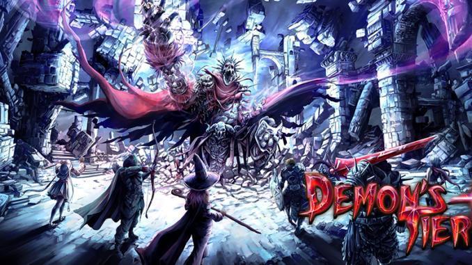 Анонс рогалика Demon's Tier+, пиксели, подземелья и RPG элементы в придачу 5