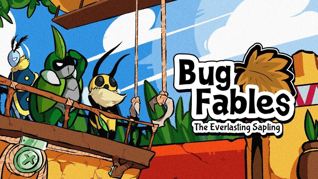 Bug Fables: The Everlasting Sapling 10