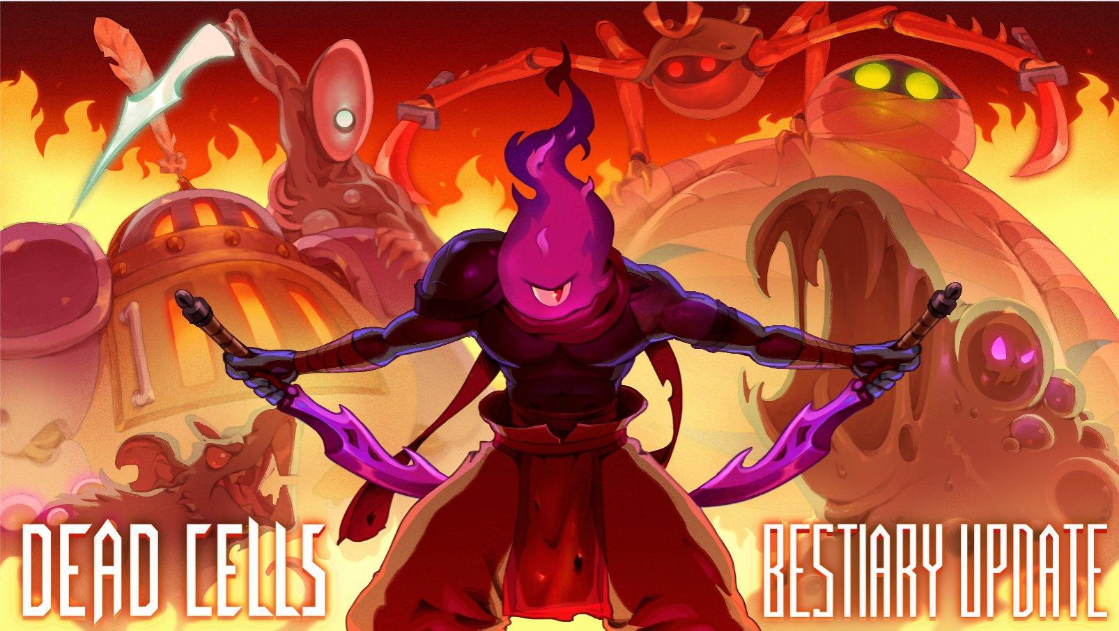 """Бесплатное обновление """"Bestiary"""" для Dead Cells заглянет на Nintendo Switch в следующем месяце 2"""