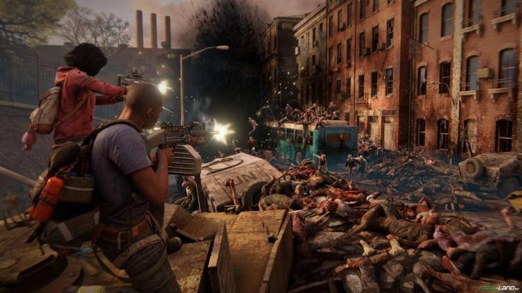 Толпы зомби грядут на портатив - Saber Interactive анонсировали World War Z для Nintendo Switch 1