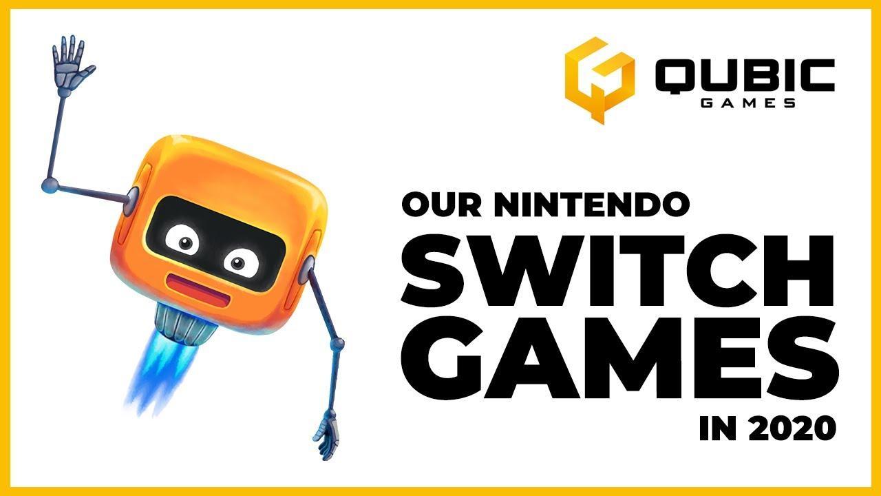 QubicGames анонсировали сразу пять проектов для Nintendo Switch 2