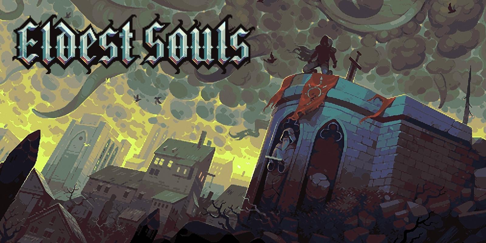United Label объявили релизное окно экшена Eldest Souls 6