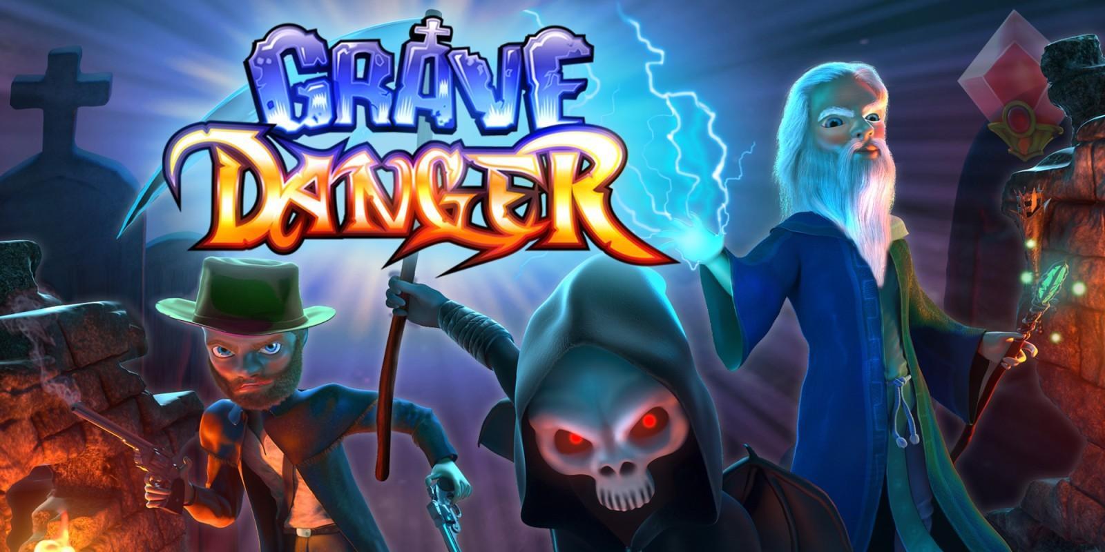 Grave Danger 10