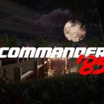 Ретро-триллер Commander '85 анонсирован для Switch 4